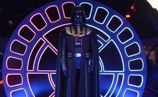 Le costume de Darth Vader à la Star Wars Identities