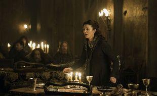 Catelyn Stark a mal digéré le repas de noces de son frère
