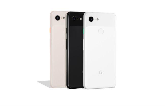 Le Pixel 3 de Google réalise d'excellents photos de nuit.