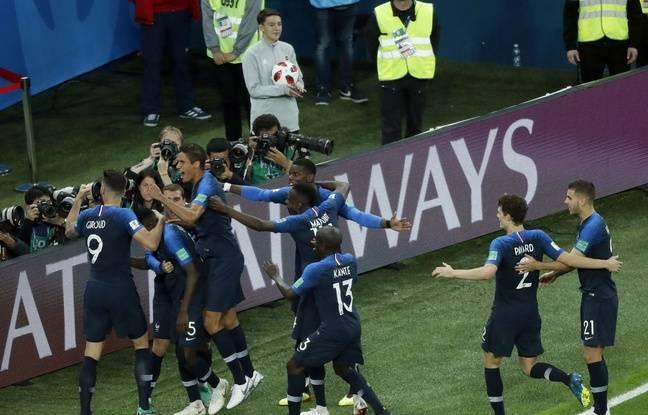 Coupe du monde 2018: Cette équipe résiste à tout! La France écarte la Belgique et s'offre une nouvelle finale mondiale
