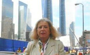 Juliette Bergman était dans la tour nord le 11 septembre 2001.