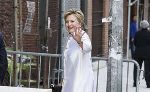 Hillary Clinton, le 7 juin 2017 à New York.