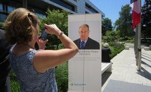 Le département des Hauts-de-Seine a rendu ce mardi hommage à son ancien patron