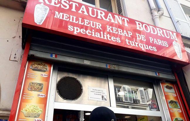Bodrum, dans le 17e arrondissement