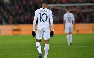 Mbappé a déçu