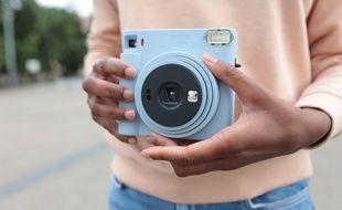L'Instax Square SQ1 de Fujifilm est lancé à 129 euros.