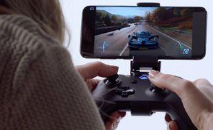 Samsung s'allie à Xbox pour contrer Stadia