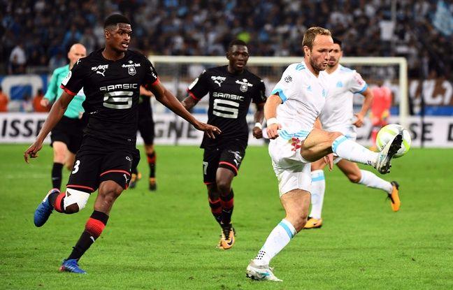 L'OM a encaissé sa dernière défaite en L1 face à Rennes.