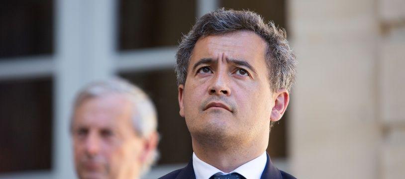 Gérald Darmanin, le 29 mai 2020.