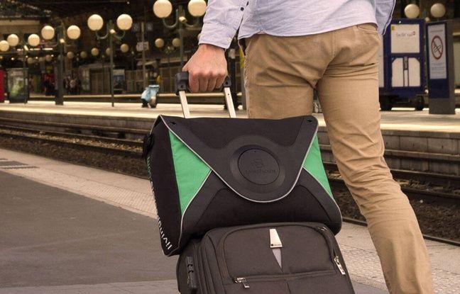 Les habitués du TGV Lille-Paris rémunérés pour transporter des paquets