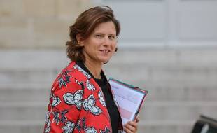 Roxana Maracineanu à l'Elysée, le 8 août 2019.
