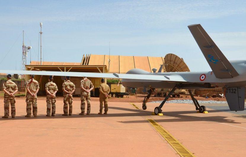 Flipboard Mali Première Fre D Un Drone Français En