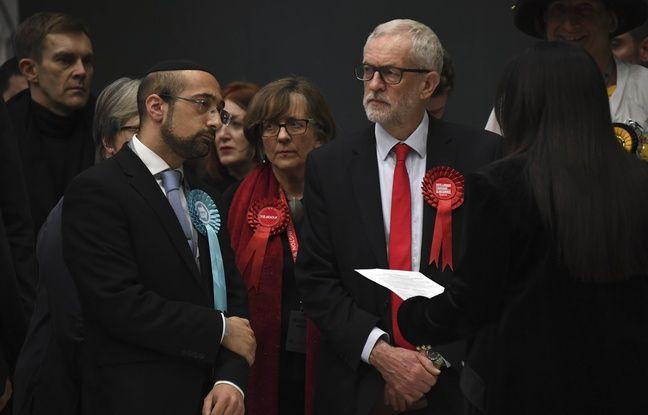 Royaume-Uni : Jeremy Corbyn s'excuse pour la défaite du Labour lors des élections