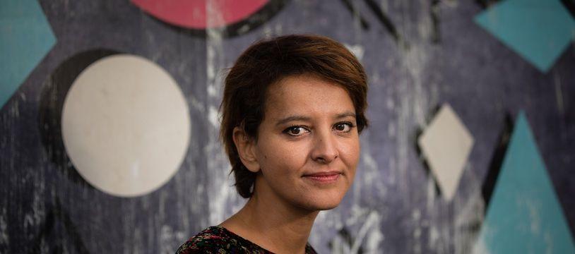 Najat Vallaud-Belkacem, le 24/09/2020.