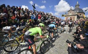 Le Tour des Flandres attire près de 800.000 personnes chaque année sur les routes