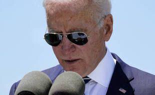 Le président américain Joe Biden le 6 mai 2021