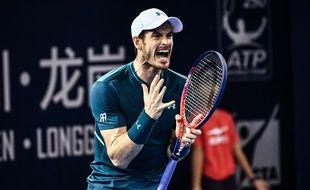 Andy Murray n'a pas aimé la question polémique de Martin Solveig à Ada Hegerberg.