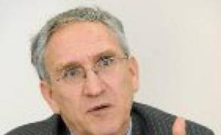 Gérald Chaix, recteur de l'académie.
