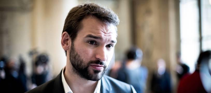 Le député (LFI) du Nord, Ugo Bernalicis.
