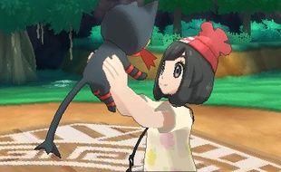 Même si on retrouve certaines créatures présentes dans Pokémon Go, les Pokémon de Lune et Soleil sont différents.