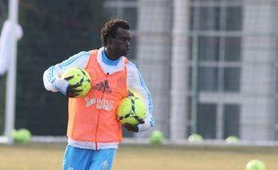 Modou Sougou a brièvement évolué à l'Olympique de Marseille en 2013.