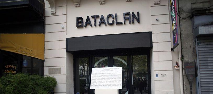 Hommage au Bataclan, illustration