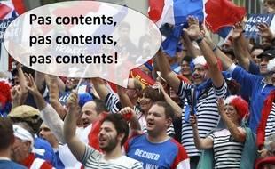 Des supporters français sont venus au Japon spécialement pour France-Angleterre