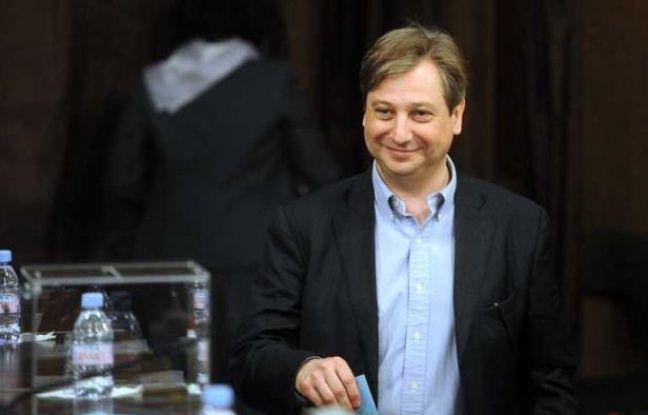 Le sénateur UMP et maire de Woippy (Moselle) François Grosdidier, le 31 mars 2011.
