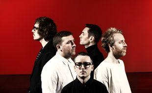 Le groupe britannique d'électro-pop Hot Chip sera au Transbordeur vendredi.