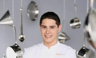 Xavier Koening, gagnant de l'édition 2015 de «Top Chef». - PIERRE OLIVIER/M6