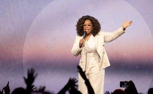 La présentatrice et productrice Oprah Winfrey