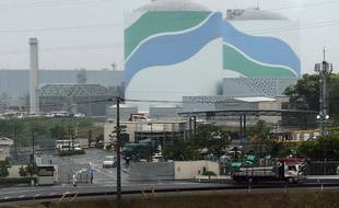 La centrale nucléaire Sendai dans la préfecture de Kagoshima, au Japon, le 28 avril 2014.
