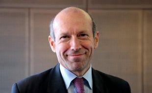 Marc de Garidel, PDG d'Ipsen, à Paris le 5 juillet 2013