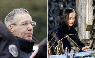 Michel Fourniret et Monique Olivier comparaissent devant le tribunal de Charleville-Mézières à partir du 27 mars 2008 pour sept meurtres.