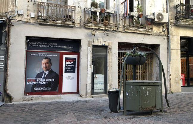 Local de campagne de Sébastien Pacull