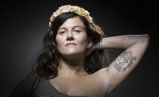 Alexandra. D. a été renvoyée devant un tribunal correctionnel pour s'être fait passer pour une victime de l'attentat du Carillon, en 2015, à Paris.