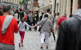 La ville de Rennes a autorisé l'ouverture des commerces le dimanche 14 décembre.