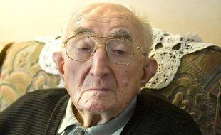 Jean-Marcel Darthout est mort à l'âge de 92 ans.