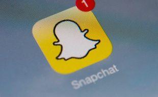 Illustration - L'appli Snapchat