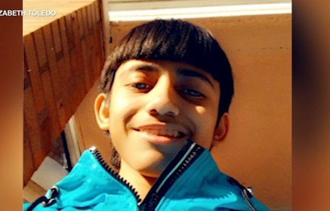 Adam Toledo, 13 ans, était en classe de 5e.