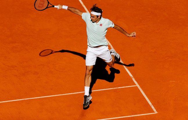 VIDEO. Masters 1000 de Rome: Après son retour encourageant à Madrid, Roger Federer ira en Italie