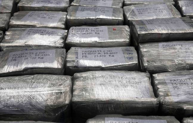 Bordeaux : Trois personnes mises en examen après une saisie de 700 kg de cocaïne