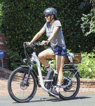 Jennifer Garner, le 12 septembre, à Palisades.