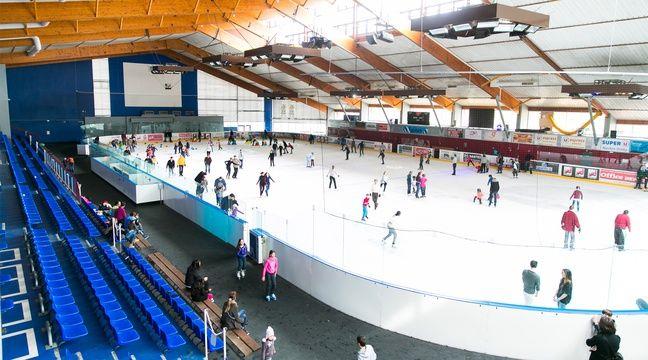 Nantes la patinoire du petit port va fermer pour quatre for Piscine du petit port nantes