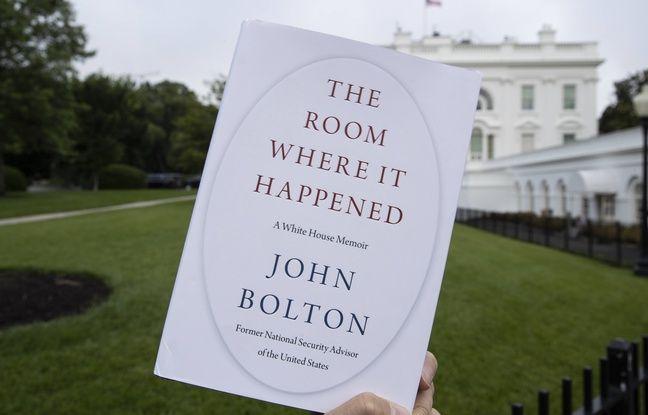 La justice refuse de bloquer la sortie du livre explosif de John Bolton, ex-conseiller de Donald Trump
