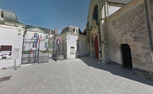 La mairie de Villers-Cotterêts.