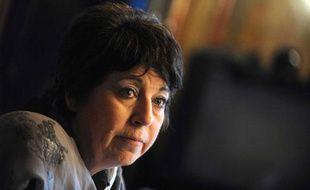 Corinne Lepage, présidente de Cap21.