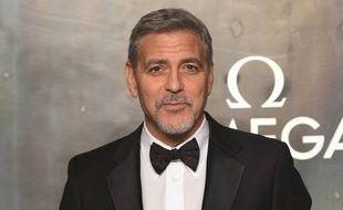 L'acteur George Clooney