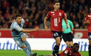 Lille a bu la tasse contre Monaco