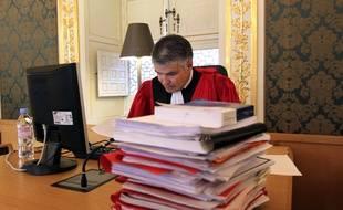 L'avocat général Stéphane Cantero pourrait demander l'acquittement de Daniel Legrand dans le procès Outreau.